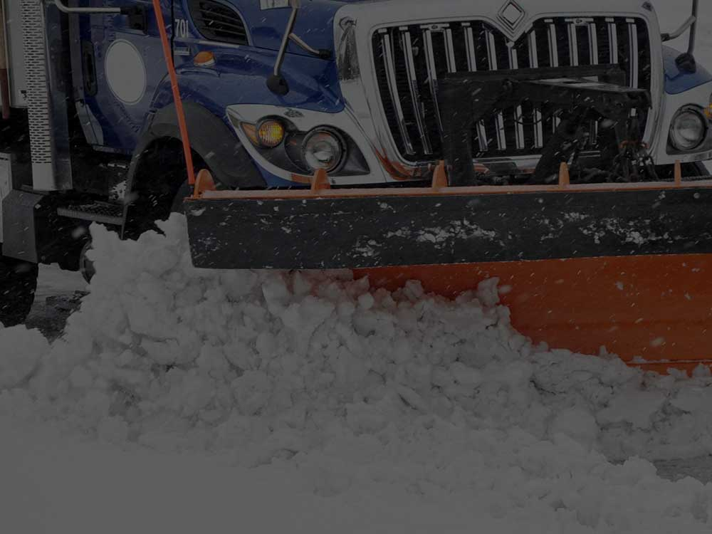 Mountainside Commercial Snow Removal