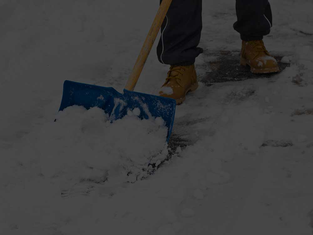 Mountainside Residential Snow Removal